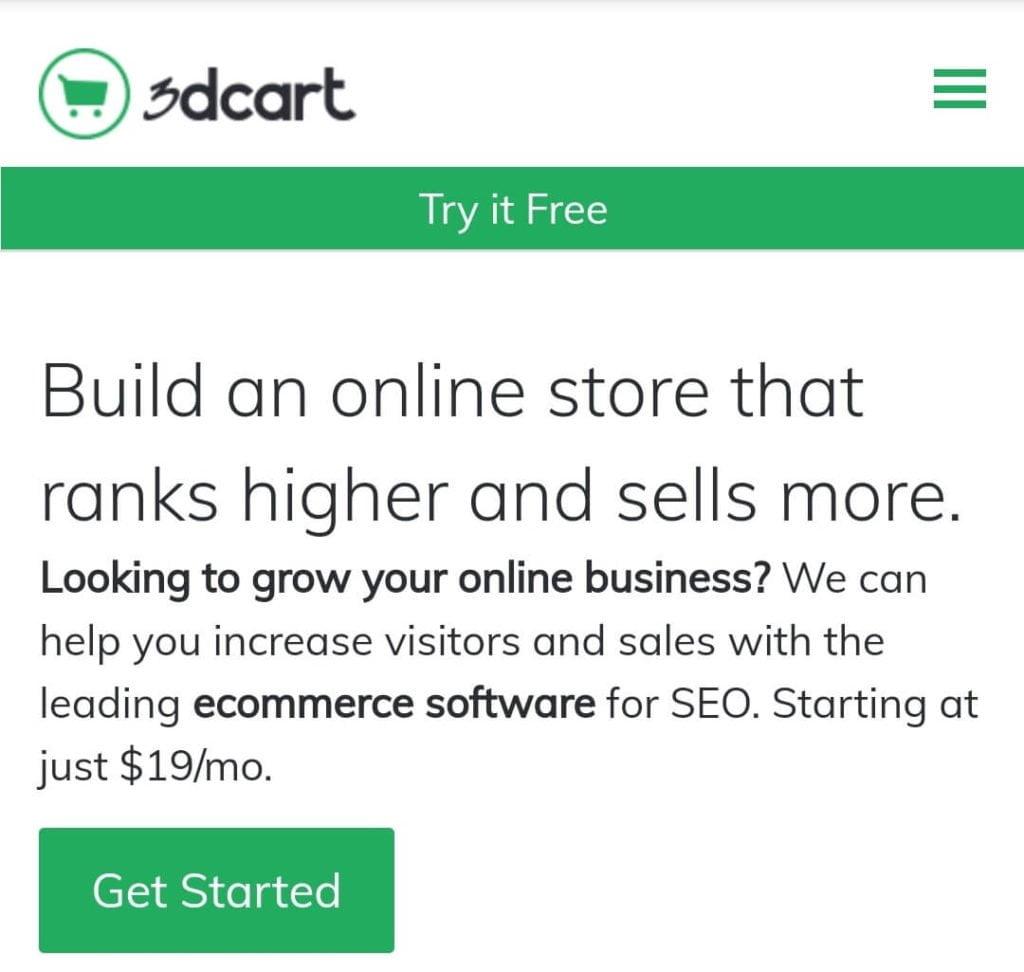 3d cart